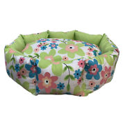 Happy Garden Dog Cat Pet Bed – Great Birthday, Christmas Gifts For Pet Lovers