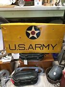 Ww 2 Signed Wing Flap Us Army Perkins D. W. Acts -145spd5-4-27-33