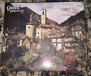 Whitman Guild 1500 Jigsaw Puzzle Swiss Courtyard - New Never Open