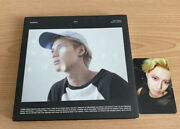 Shinee Taemin Solo Album Ace With Trading Card Free Shipping Tracking No.