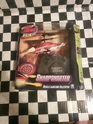Air Hogs R/c Sharp Shooter Red Spin Master Missile Launch Helicopter