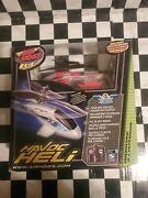 Air Hogs Havoc Heli Rc Red Zinta Aircraft Helicopter Sealed Box