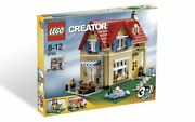Lego City Creator 6754 Family Home - Brand New In Box ⭐️retired, Not In Stores⭐️