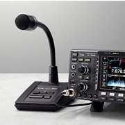 New Icom Sm-50 Dynamic Desktop Stand Microphone With Up / Down Switch From Japan