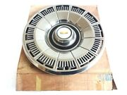 Nos 1980 - 1985 Chevy Caprice Wheel Hub Cap Cover In The Gm Box