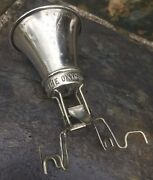 Oxygenee Cusenier Absinthe See Saw Brouilleur Dripper Authentic Antique