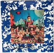 Keith Richards Rolling Stones Signed Album Satanic Majesties Epperson Loa