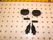 Mercedes C126 380 500sec Front Seats Release Vacuum 2 Switches 2 Covers/ Type 1