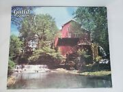 Whitman Guild Beauteous Falls Mill 1500 Piece Puzzle New Factory Sealed