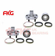 2 Front Wheel Hub And Bearing Kit For 1983-91 Toyota Camry 1986-89 Toyota Celica