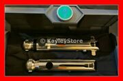 Star Wars Galaxys Edge Ahsoka Tano Legacy Lightsaber Hilts Clone Wars Blue Green