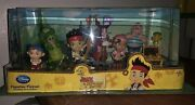 Jake And The Neverland Pirates Figurine Playset Disney Store Exclusive