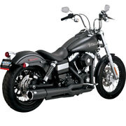 Vance And Hines - 47561 - Pro Pipe Black Exhaust System