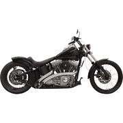 Bassani Radial Sweeper For 94-00 H-d Dyna Convertible-fxds-conv