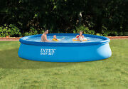 Intex 28141eh 13ft X 33 Easy Set Inflatable Swimming Pool W/530 Gph Filter Pump