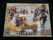 Millennium Blades Ccg Simulator Card Game By Level 99 Games Used Good Condition