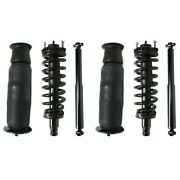 Air Suspension Kits Set Of 6 Front And Rear Left-and-right For Chevy Olds Lh Rh