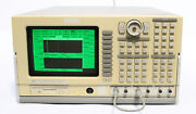 Stanford Research Systems Srs Sr780 2 Channel Network Signal Analyzer