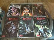Grimm Fairy Tales 2010 Halloween And Holiday / The Piper 1-4 Zenescope 2 3 Full
