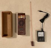 Electronic Humidifier Xl Cigar Oasis Personal Size Humidor Plus Extras