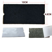 10-2000 Pcs Pre-cut Fabric Felt Edge Tape For Car Vinyl Squeegee Wrapping Tools