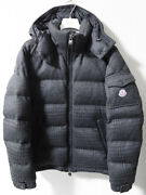 Moncler Rare Montgenevre Wool Down Jacket Men 3 Shipped From Japan By Dhl