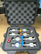 King Nutronics 3735 Commercial Clean Kit Pressure Calibration Cleaner Oe38