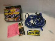 Taylor Cable 409 Spiro Pro Ignition Wire Set Under Header 79601 Plug Wires 10.4