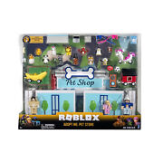 Brand New Roblox Celebrity Collection Adopt Me Pet Store Deluxe Playset 🐶