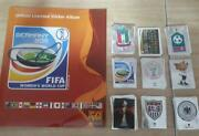 Panini Womens World Cup Wc Complete Set 335 Stickers Album 2011