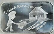 Coin-a-rama-city 1 Troy Ounce .999 Fine Silver Art Bar By Mother Lode Mint Rare