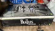 The Beatles Rock Band Limited Edition Microsoft Xbox 360 New Wear Box