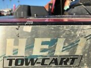 Robinson Helicopter Heli Tow Cart Electric Tow Cart Tug