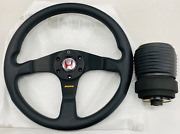Honda Genuine Acura Nsx R Na1 2 Steering Wheel And Horn Button And Hub Complete Set