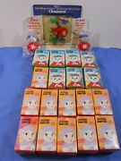 Mcdonalds Disney Christmas Rescuers Down Under Store Display And 20 Ornaments