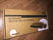 New, Sun Russia Keyboard And Mouse Kit Usb, 320-1313,for Blade 2500/1500/150, Etc.