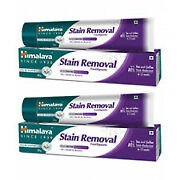 10 X Himalaya Herbals Stain Removal Tooth Paste 80g Removes Tea And Coffee Stains