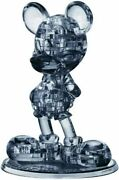 Crystal 3d Puzzle Disney's Mickey Mouse Black Edition By Disney