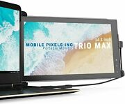Mobile Pixels Trio Max Portable Monitor For Laptops 14 Full Hd Ips Screens