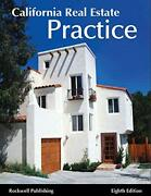 California Real Estate Practice By W. Huber