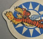 Ww2 Fei Hu / Flying Tiger Patch / Real Series / Free Global Shipping