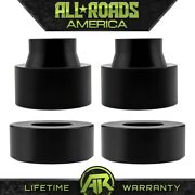 2.5 Full Front + Rear Delrin Lift Kit For 99-04 Jeep Wj Grand Cherokee All Trim