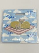 D23 Expo 2019 Si And Am Lady And The Tramp Cat Nap Mog Wdi Pin Le 300 Disney New