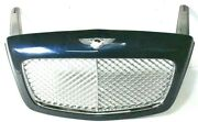 2004-2007 Bentley Continental Gt Gtc Flying Spur Front Grille Oem
