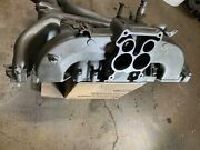Pontiac Ohc 6 Intake 4 Barrel Intake And Exhaust With Dual Factory Pipe 66-69andnbsp