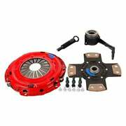 South Bend / Dxd Racing Clutch 3.0l Stg 4 Extreme Clutch Kit For 86-93 Toyota Su