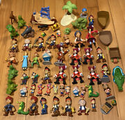 50+ Lot Of Jake And The Neverland Pirates Imaginext Figures Disney Wendy Hook
