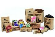 Compost Flower Bulbs Food Barbecue Tulips Shed Garden Pot Dolls House Miniature