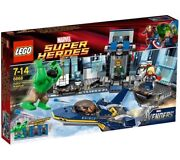 Lego Avengers Hulk's Helicarrier Breakout 6868 Discontinued