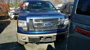 Front Clip With Wheel Lip Moulding Lariat Fits 09-12 Ford F150 Pickup 1508428